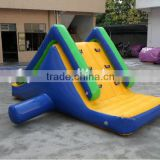 Top outdoor exciting water park slides for sale / Inflatable Mini Water Slide