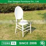 best quality factory price resin PC ghost chair