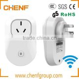 Cheaper Price OEM Remote Control Smart Wifi power plug Socket