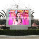 LED for advertising outdoor led ad display p25 outdoor color led display module