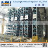 Alibaba China Rack Supplier Three-dimensional A/S R/S Automatic Mobile Warehouse Transporting Equipment
