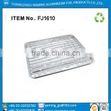 baking BBQ bakery accessories aluminium foil grill tray