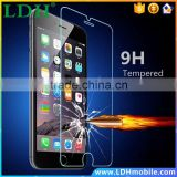 for iphone6S Tempered Glass Screen Protector for Apple iphone 6 6S 4.7 Thin Reinforced Film Phone Cover Case +with Retail Box