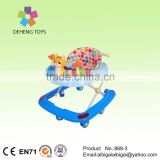 Rotating Wheel Toy Play With Plastic New Model Baby Walker