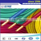 decorative electrical cable,electrical house wiring materials with 25mm2
