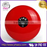 Fire electric gong bell