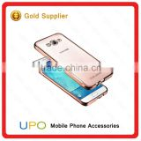 [UPO] Wholeasle Electroplating TPU Mobile Phone Case mobile phone accessories case for Samsung A3 A310