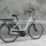 36v battery rack electric bicycle , 250w bafang brushless middle motor,aluminium alloy frame(HJ-14C07)