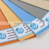 Pure Color PVC Commercial Use Vinyl Flooring Roll for School