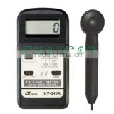 0-1999uW/cm2 2000-2002 19990uW / cm2, 290-390nm (UVA, UVB), Lutron UV Light Meter UV-340A