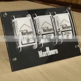 Custom Acrylic Cigarette Display Stand Factory