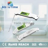 Digital flexible tip thermometer