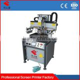 Hot sell directly factory wholesale high accuracy semi automatic screen printing machine