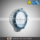Hot sale 5 years warranty ATEX, IEC Ex Flameproof 90W,120W,160W LED light fitting