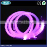High quality 1.5mm lighting plastic optical fiber cable for fiber optic ceiling decoration