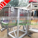China high quality double helical ribbon horizontal mixer at competitive price