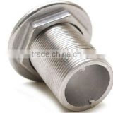 China stainless steel boat through hull fittings ,Yacht thru hull fittings ,marine fitting