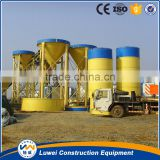 Hot sale sheet steel silo for clay brick production line