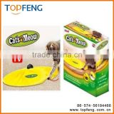 Cats Meow Undercover Fabric Moving Mouse Cat Play Cat's Toy Pet Toy 4 different Speed