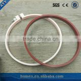 High quality Plastic embroidery hoop stretch DIY knitting tool