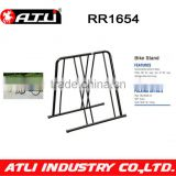 Atli Floor-mounted Bicycle Storage Rack Stand For 4 Bike