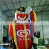 Inflatable Clown, party Inflatables,inflatable mascots