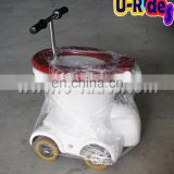 2015 Amusement Toilet Racing Car
