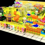 HLB-D1727 Children Indoor Amusement Park Kids Playground Games