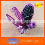 Hairbrush set for South America