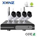 4CH CCTV Camera System waterproof camera wifi IP camera NVR kit