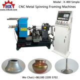 Ms SS Aluminum Copper Brass Metal Spinning Components Forming Processing Small Lathe Machinery Equipment