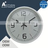 Newest Model Exceptional Quality Cheapest London Style Wooden Wall Clock