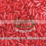 Red HPMC Empty Capsules, HPMC Vegetable Empty capsules, HPMC Vegetarian Empty capsules                                                                         Quality Choice