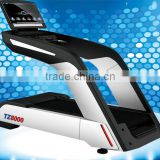 commercial treadmill/hot sale keyboard/touch screen treadmill/hot sale running gym equipment/tz-8000