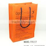 2013 new style plastic shopping bag factory, shopping bag with fruit pouch,portable shopping trolley bag