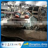 China High Quality ZTS Dewatering Vibrating Screen