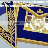 Masonic Grand Lodge Asst DC Apron and Collar New