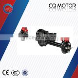 1000W DC motor +auto shift differential +separate rear axle+disc brake+hand throttle