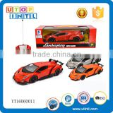 4CH Plastic children electronic rc car toys