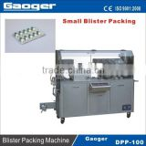 DPP-80 Capsle tablet Alu-PVC blister Packing Machine
