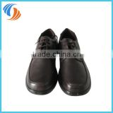 Men Spring/Autumn Brown Lace Up Zipper PU Leather Shoes Air-Cushioned shoes