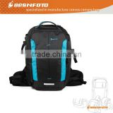 2015 multinational Nylon Waterproof Travel Hiking Camera Backpack Bags With Tripod Strap