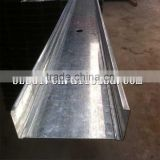Hebei Langfang galvanize light steel keel building materials metal Steel studs and runner