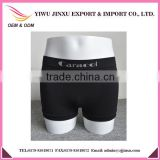 2015 OEM Service Adult Age Group Sexy Knitted Men's Boxers Briefs Printed Picture Wholesale Men Underwear