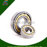 Cylindrical roller bearing / belt conveyor trough roller for long service life