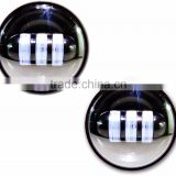 LED Auxiliary Lights Fits Harley Motorcycles 4.5 Inch Auxiliary Lights led fog light                                                                                                         Supplier's Choice