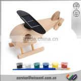 Wholesale educational wooden Solar Helicopter science kits