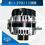 alternator for chery,B11-3701110BB ,chery qq spare parts,chery,chery tiggo,chery qq engine,chery spare parts,alternator