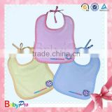2015 Hot Sale Cotton Colorful Baby Bibs Supply For Over The World