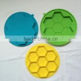 New Arrival Eco-friendly Alibaba Recomand Suppliers Silicone Burger press, Friends BBQ Party Tools Silicone